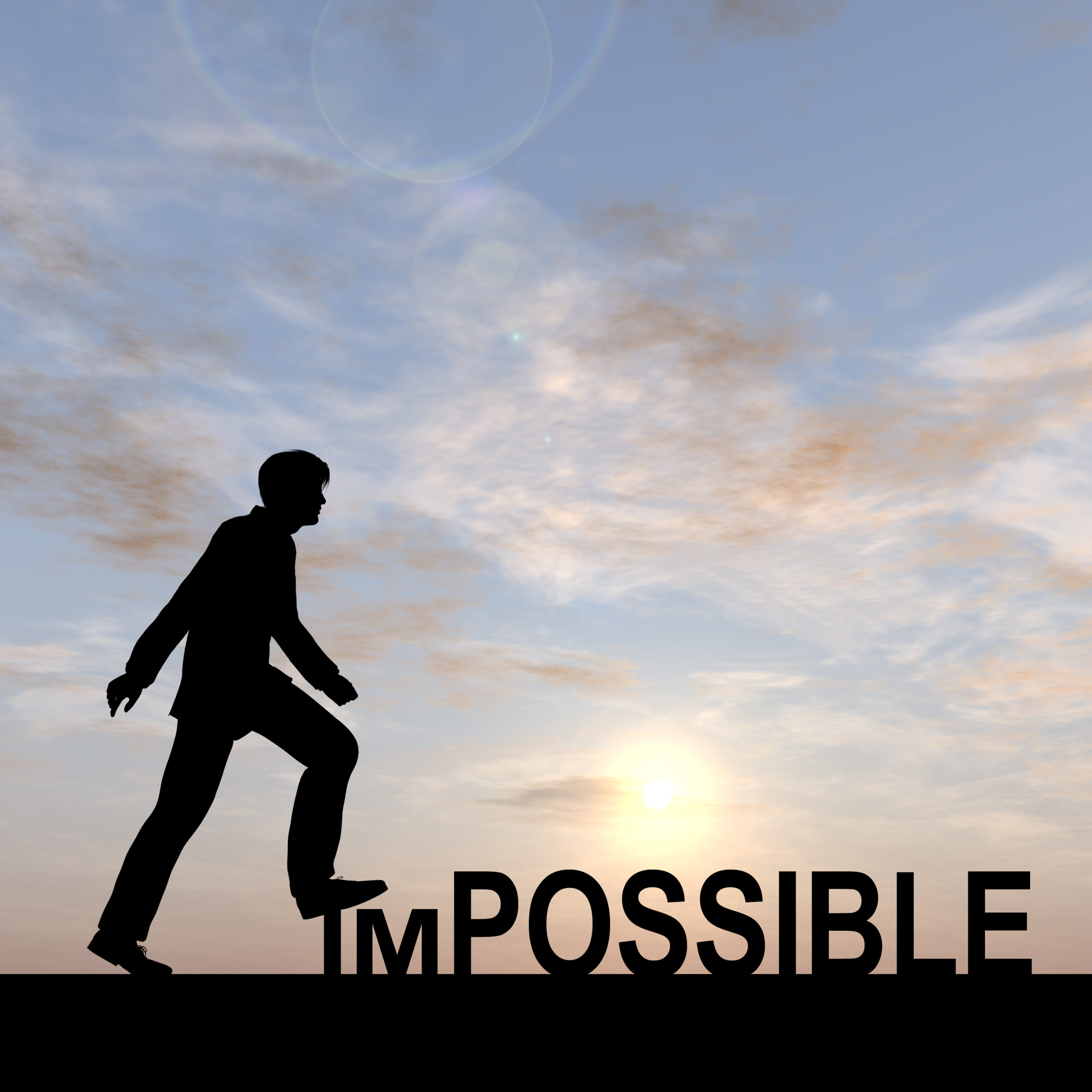 4wordliving overcoming the impossible